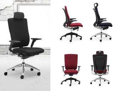 Cadeiras Executivas -